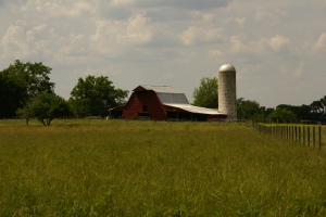 Barn in Rutherford County Tennessee
